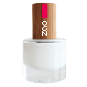 esmaltes uñas zao organic make up